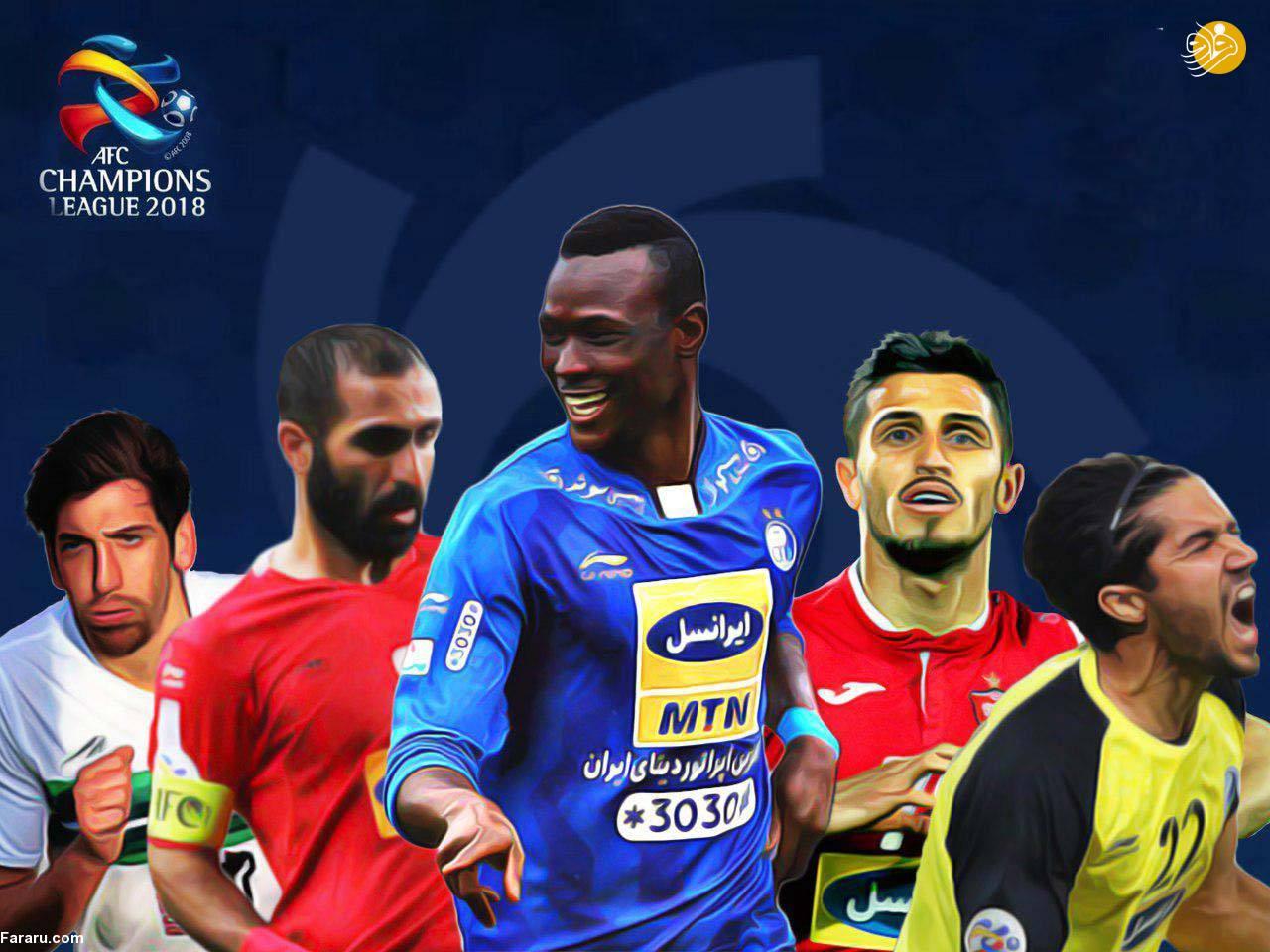 قراردادهای حیرتانگیز ستارههای فوتبال ایران