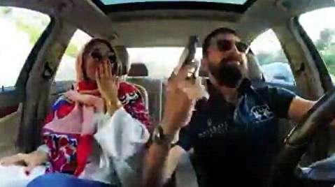 جنجال جدید محسن افشانی با اسلحه؛ محسن افشانی دستگیر شد