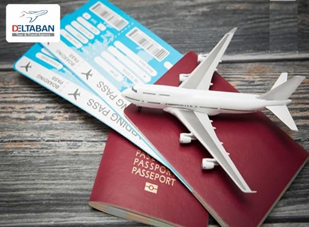 چگونگی تهیه بلیط هواپیما