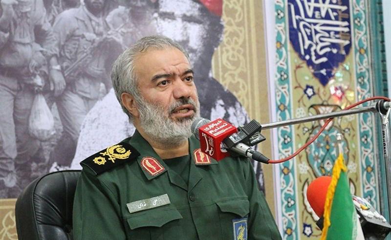 جانشین فرمانده سپاه: آمریکا جرئت شلیک حتی یک گلوله به ایران را ندارد