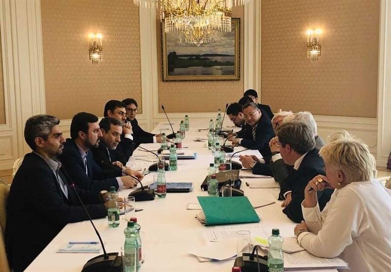 ایران، روسیه و چین نشست سه جانبه برگزار کردند