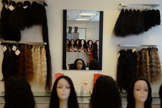 گزارشی دردناک از پشتپرده بازار خرید و  فروش موهای زنان!