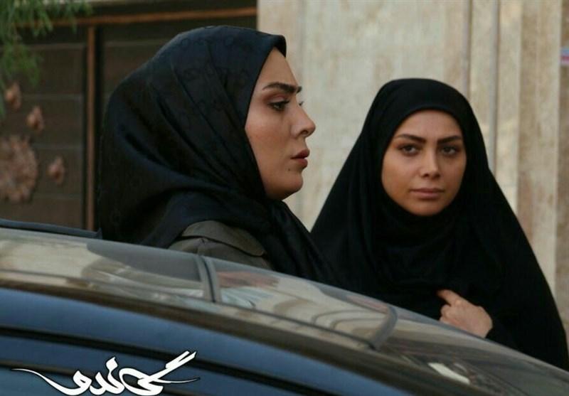 (تصاویر) جاسوسی خواهرزاده یکی از مسئولان در سریال گاندو!
