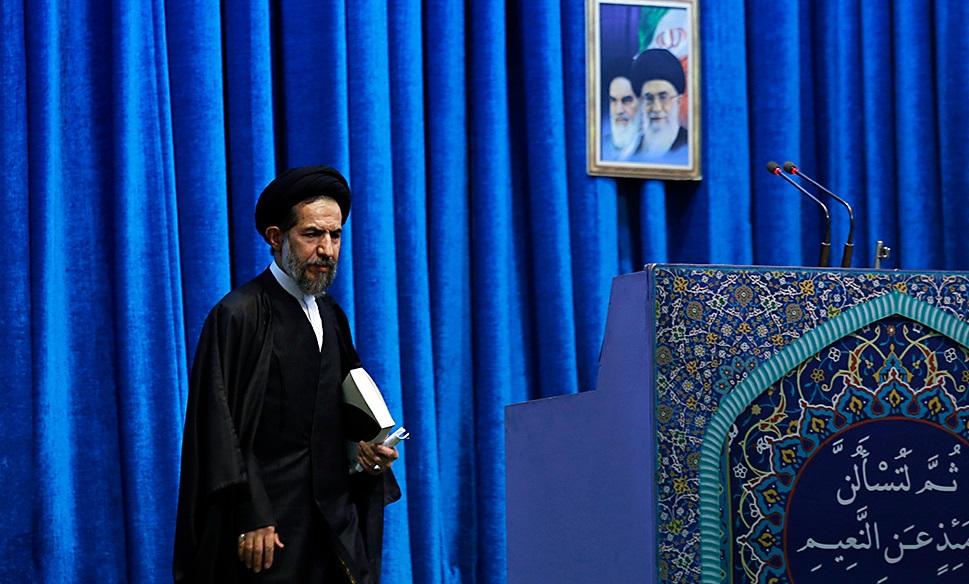 ابوترابیفرد: سر انگشت قدرتمند ایران روی ماشه آماده شلیک است