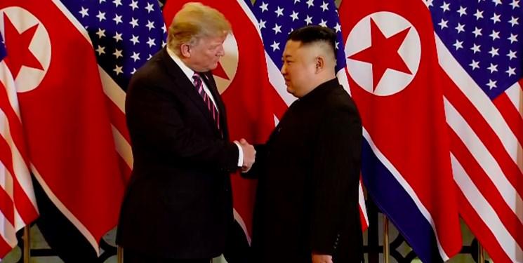 اعلام آمادگی ترامپ برای دیدار با «کیمجونگاون» در مرز دو کُره