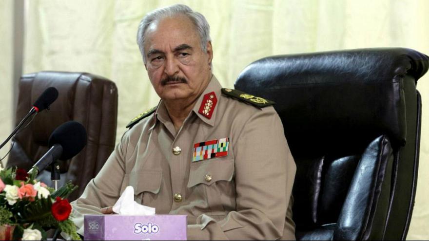 لیبی؛ خلیفه حفتر ترکیه را به رویارویی نظامی تهدید کرد