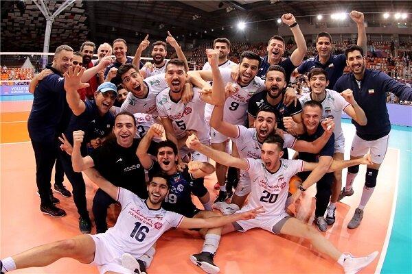 پیروزی درخشان تیم ملی والیبال ایران برابر بلغارستان