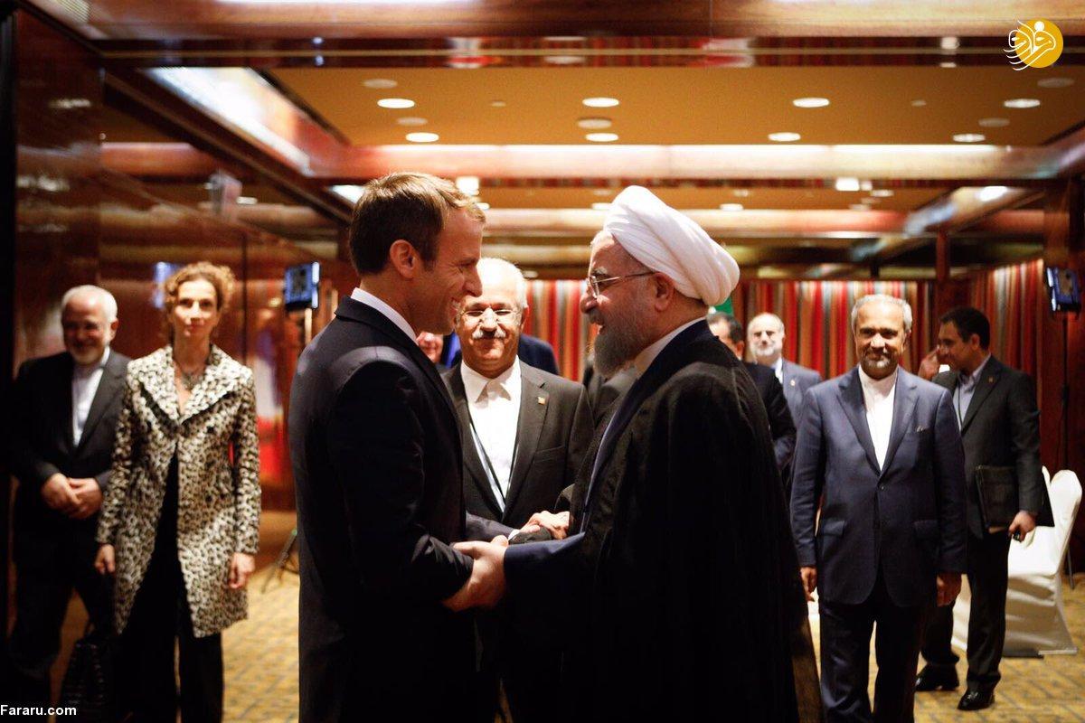 هدف ماکرون از سفر به تهران چه خواهد بود؟