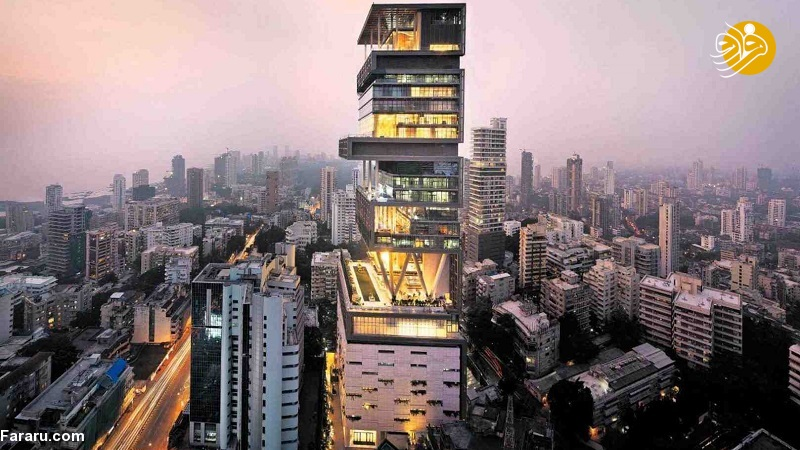 (تصاویر) شیکترین و گرانترین خانههای دنیا