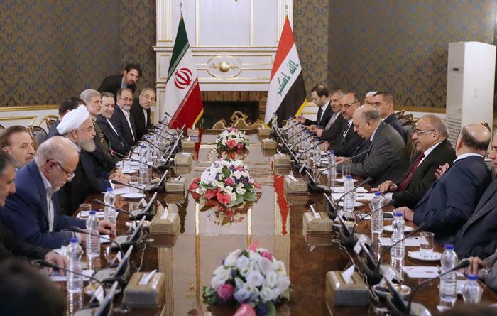 روحانی: مشکلات منطقه باید با گفتوگو حل شود/ عبدالمهدی: عراق هرگز بخشی از تحریمها علیه ایران نبوده و نخواهد بود