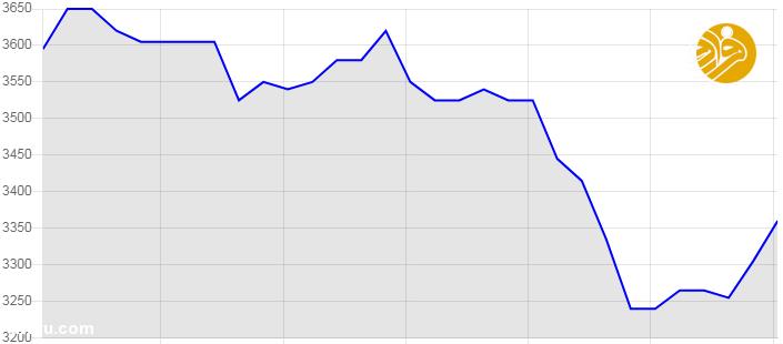 بررسی روند تغییرات قیمت ارز در ماه اول تابستان