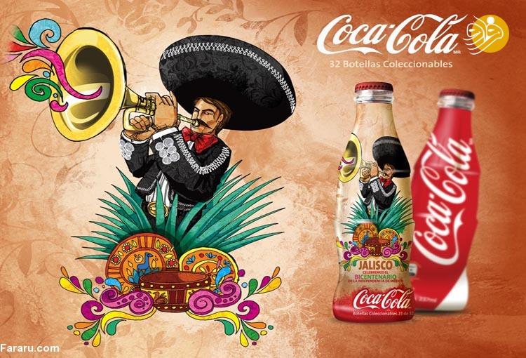کوکاکولا در مکزیک