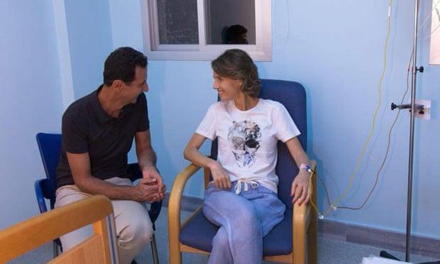 اسما اسد؛ از جنگ با شایعات تا شکست سرطان