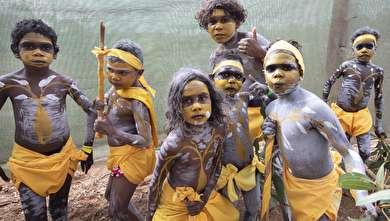 (تصاویر) جشنواره بومیان استرالیا