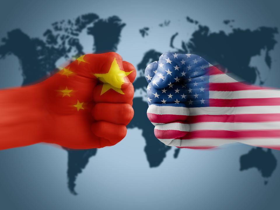 وضعیت جنگی بین پکن و واشنگتن