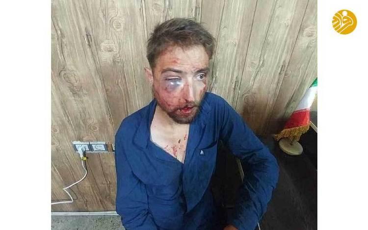 ماجرای کتک زدن وحشیانه گردشگر آلمانی در ایران