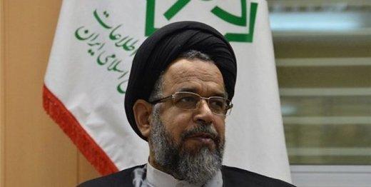 وزیر اطلاعات: ترامپ آرزوی مذاکره با ایران را با خود به گور خواهد برد