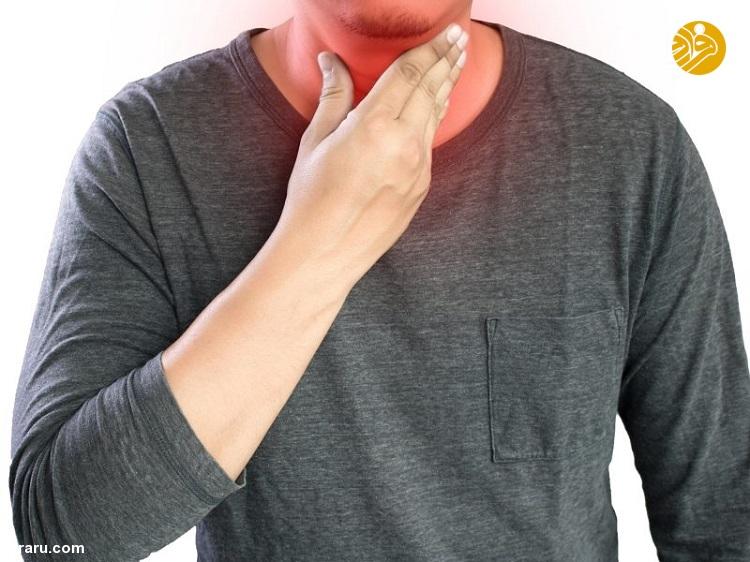 علت درد و سوزش قفسه سینه چیست