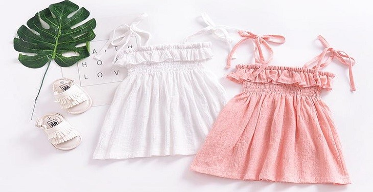 شش لباس ضروری برای استایل تابستانه دختر بچهها