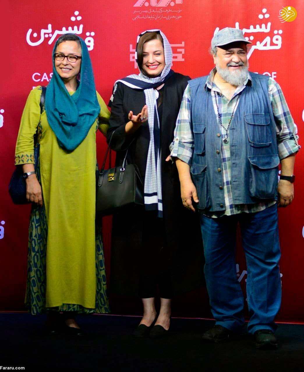 (تصاویر) طلاق موفق در خانواده شریفینیا؛ محمدرضا شریفینیا و همسرش بعد از جدایی!