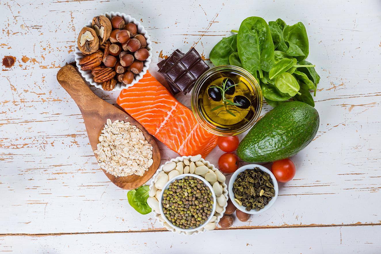 پروتئین میوه و سبزیجات بهتترین غذا برای افراد دیابتی