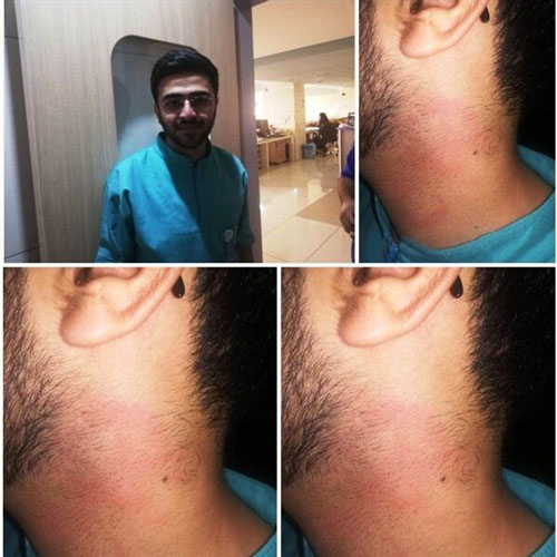 پزشک متخصص اعصاب، پرستار شیرازی را کتک زد!