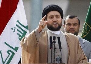 خطبه تند عمار حکیم علیه جریان های خاص عراقی