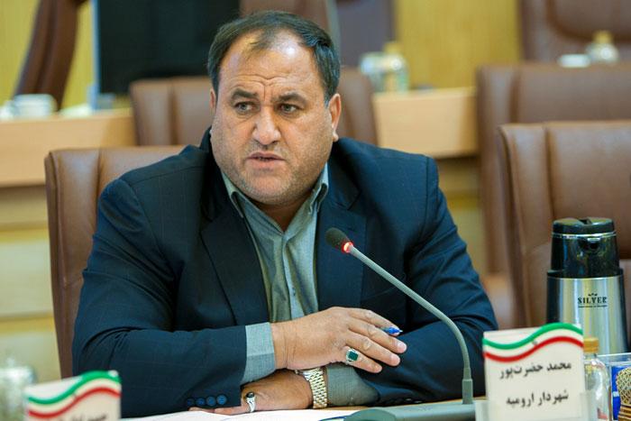جنجال شهردار ارومیه؛ حضرت پور: حرف هایم شوخی بود!