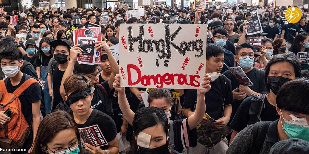 اعتراضات هنگ کنگ؛ پاشنه آشیل الگوی توسعه چینی؟