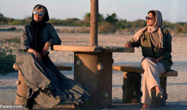(تصاویر) هانیه توسلی هم در تلویزیون ممنوعالتصویر شد!