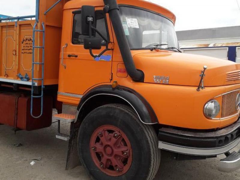 کامیون بنز پایینترین کیفیت در جدیدترین ارزیابی خودروهای سنگین!