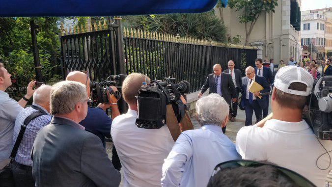 رویترز: آمریکا خواستار تمدید توقیف نفتکش «گریس ۱» شد