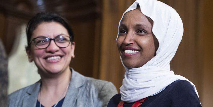 اسرائیل از ورود دو نماینده مسلمان کنگره آمریکا ممانعت کرد