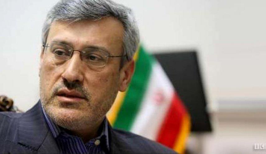ایران ادعای انگلیس را رد کرد