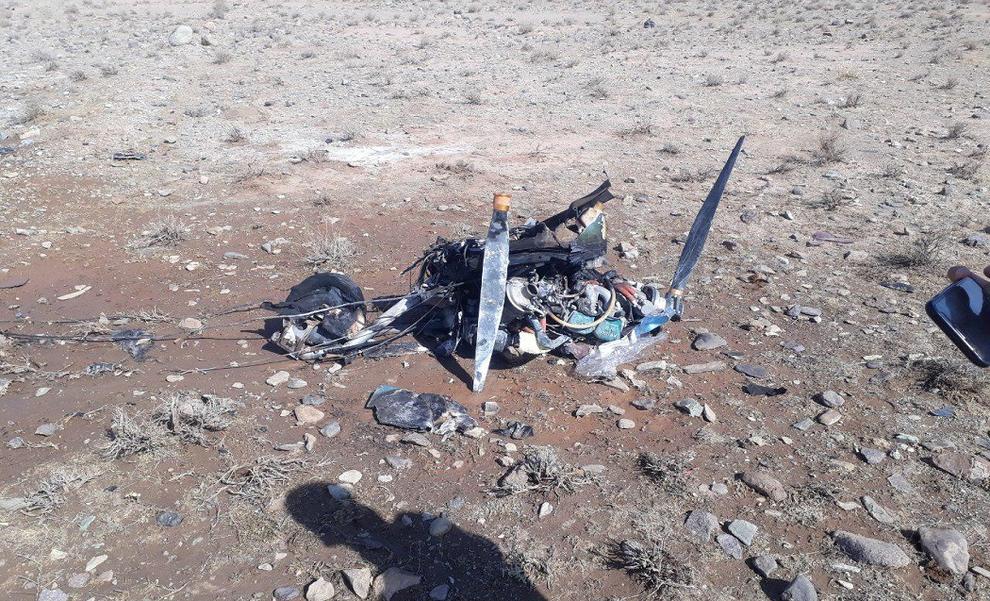(تصاویر) خلبان «مجید فتحی نژاد» شهید شد