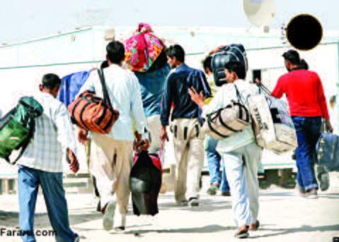 زندگی تلخ جوانان ایرانی که برای کارگری به عراق میروند:  پلیس عراق بیچارهتان میکند!