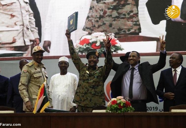 سودان در مسیر تونس؟