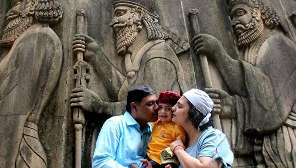 (تصاویر) جشن سال نو پارسیان در هند