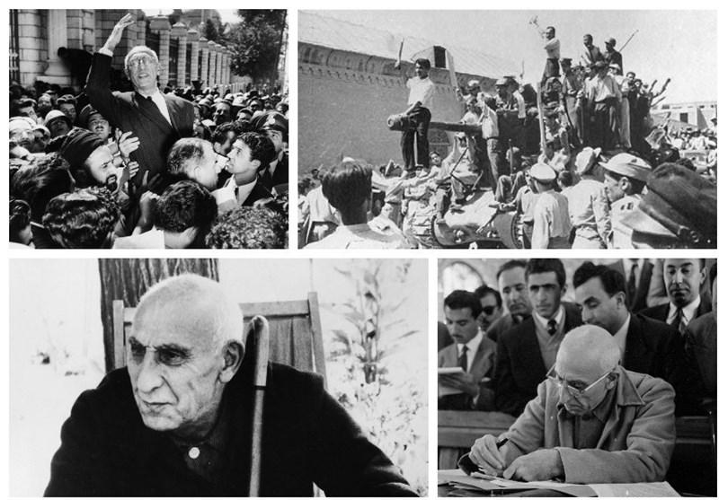 (تصاویر) کودتای ۲۸ مرداد