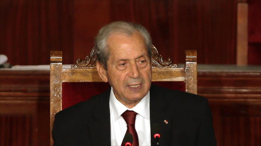 «محمد الناصر» رئیسجمهور موقت تونس شد