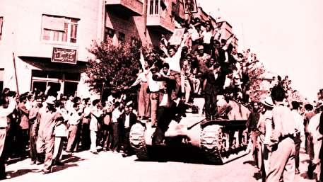 کودتا: از ۲۵ تا ۲۸ مرداد