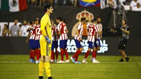 خلاصه بازی رئال مادرید ۳ - اتلتیکو مادرید ۷