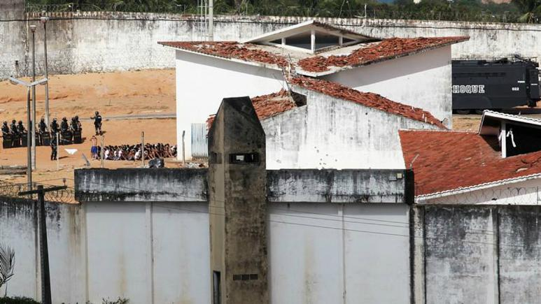 شورش در زندان برزیل؛ دهها نفر کشته و ۱۶ نفر سر بریده شدند