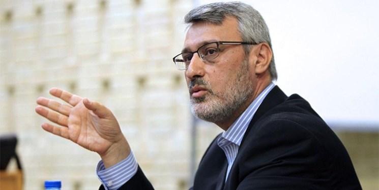 بعیدی نژاد: ایران با تبادل کشتی با انگلیس مخالف است