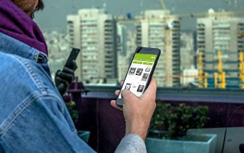 جستجوی بهترین اپلیکیشنهای موبایلی در کافه بازار