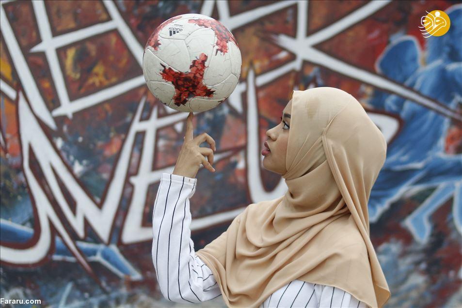 فوتبال با حجاب (مستند)