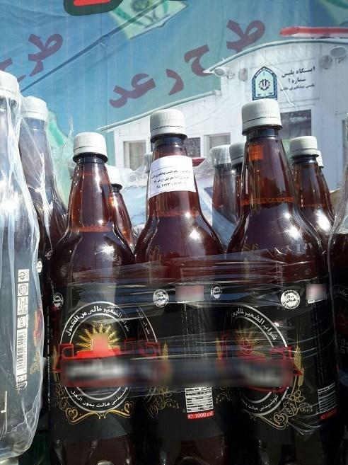 (تصاویر) کشف ۳۶۳ لیتر مشروب دستساز در شمال پایتخت