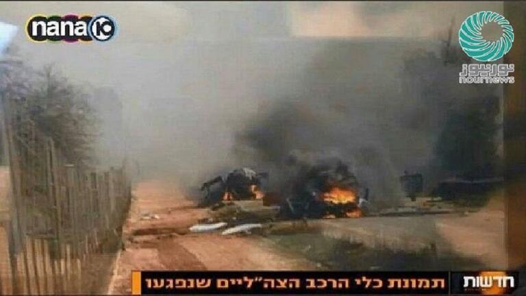 تبادل شدید آتش در مرزهای لبنان و اسرائیل