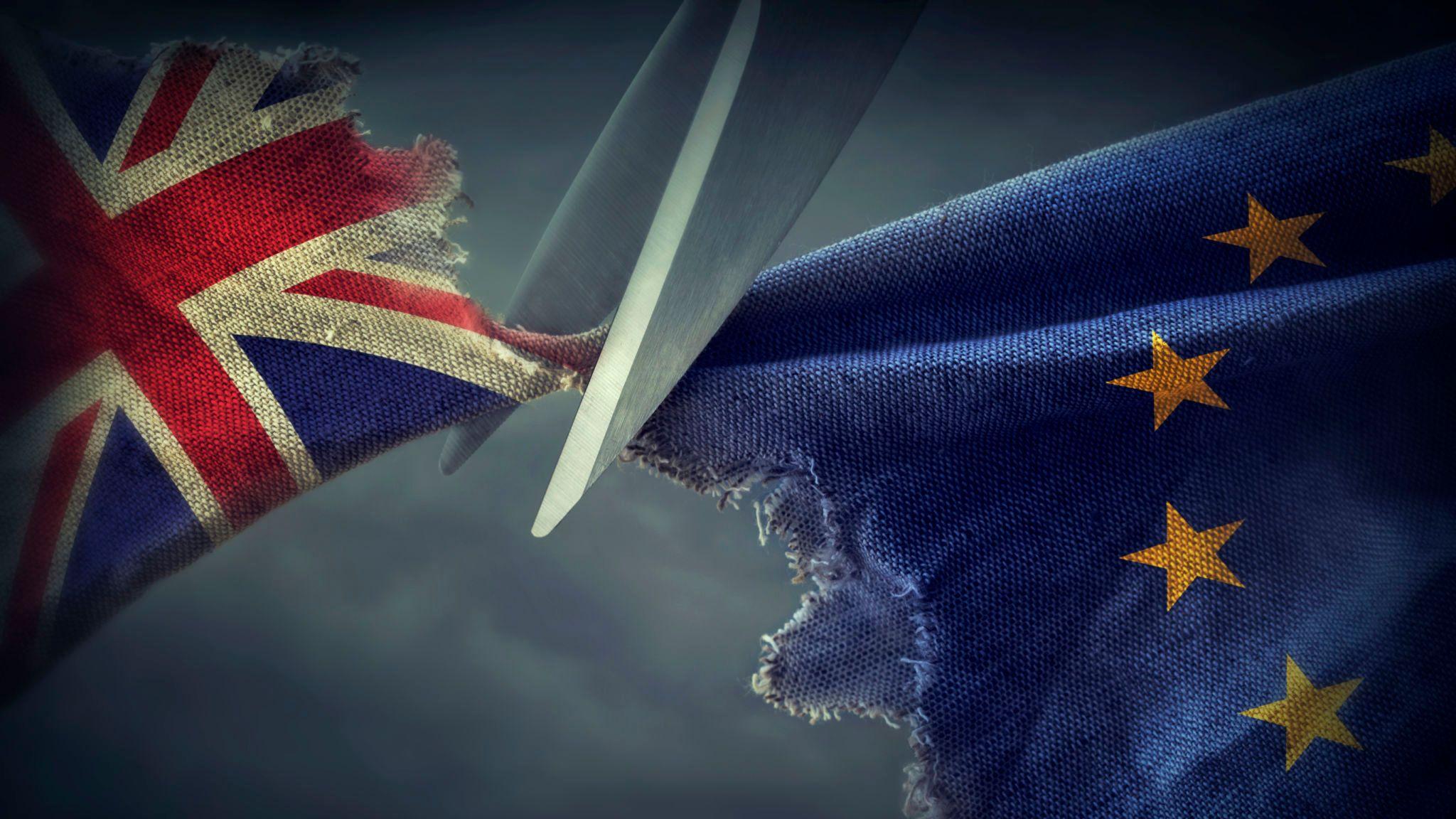 خروج بدون توافق بریتانیا از اتحادیه اروپا چگونه خواهد بود؟