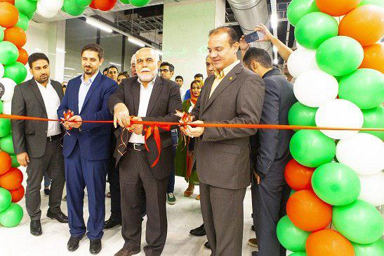 شعبه جدید هایپراستار در سیوان سنتر تهرانپارس افتتاح شد